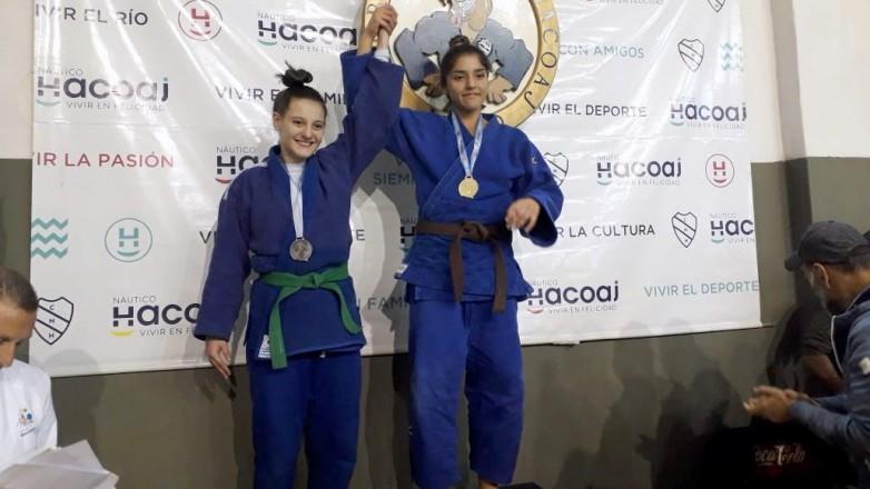 Un nuevo campeonato para Ornella Gervasoni en Buenos Aires