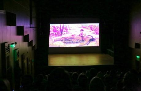 Presentaron la película Difunta Correa de producción netamente sanjuanina