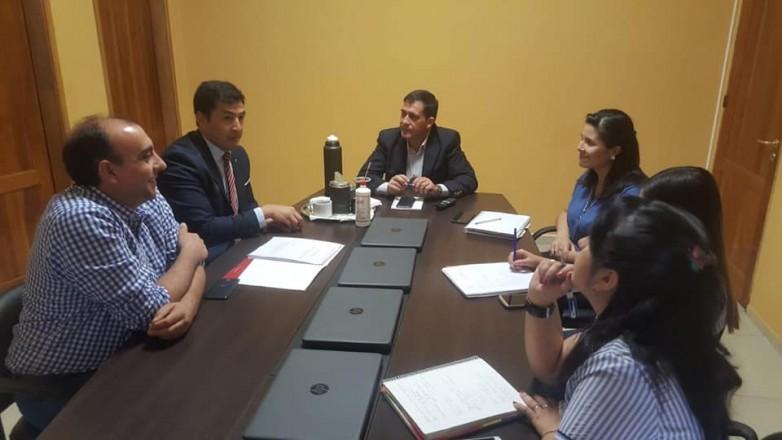 La SECITI continúa recorriendo los departamentos para asesorar sobre líneas de financiamiento