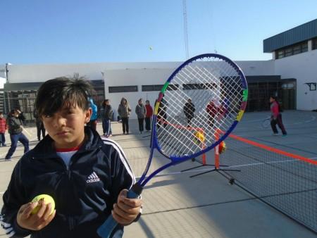 Más chicos se suman a las vivencias de los Juegos Intercolegiales