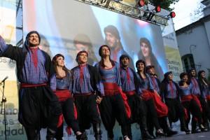 El Ballet Folklórico Libanés Firqat Al Arz presenta Ana Lebnani en el TB