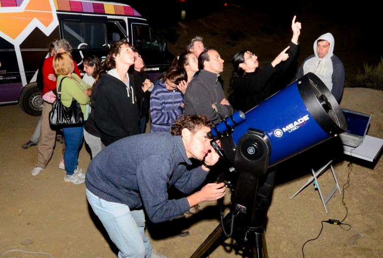 Habrá actividades didácticas en San Juan para observar el tránsito de Mercurio