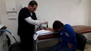 Tecnología exclusiva en Kinesiología del Hospital Rawson