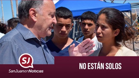 No están solos   #SanJuanEnNoticias