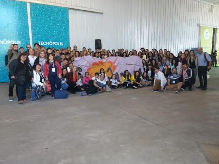 Cinco proyectos sanjuaninos fueron distinguidos en la Feria Nacional de Innovación Educativa