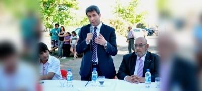 Asumió el intendente Leopoldo Soler