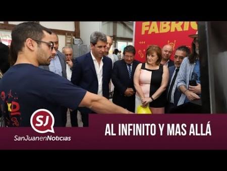Al infinito y más allá   #SanJuanEnNoticias