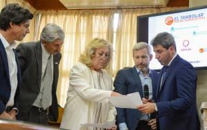 Gran avance del proyecto Tambolar: se conocieron las empresas oferentes