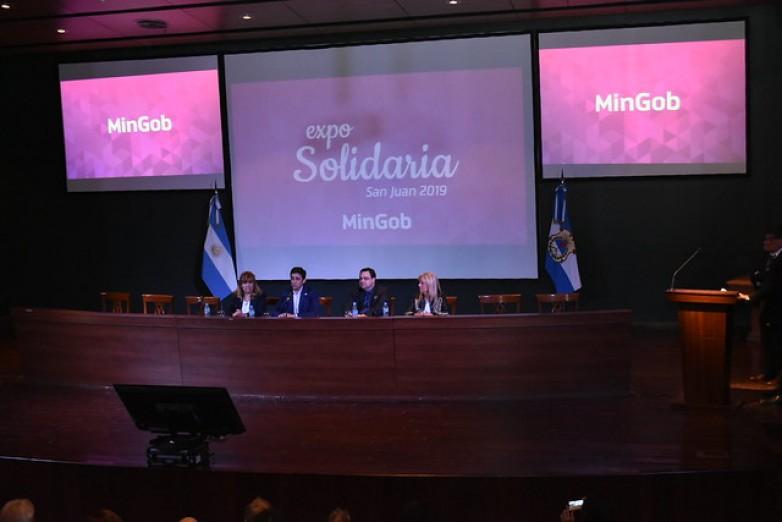 Lanzaron una nueva edición de la Expo Solidaria: conocé los requisitos para participar