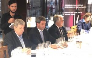 Presentaron en Buenos Aires la XXX Cata de Vinos San Juan - Concurso Nacional