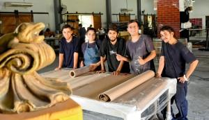 Los 26 jóvenes que viven su sueño en la FNS a través de la inclusión