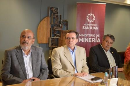Tecnología social en refuerzo de la minería sustentable de San Juan