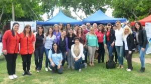 Salud Pública llevó sus servicios a un nuevo Operativo de Abordaje Integral en Chimbas