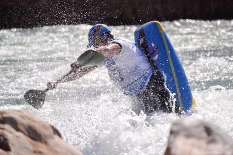 San Juan y el mundial de Kayak, en vivo por DeporTV a todo el país