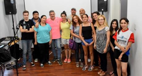 El doblaje: La temática que concentró a un grupo de sanjuaninos en una capacitación gratuita