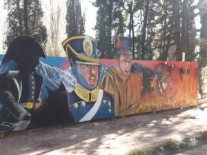 Estudiantes revalorizan la participación de los calingastinos en la Gesta Libertadora