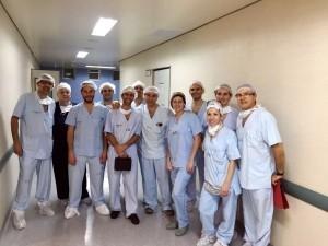 Primer Trasplante Renal de donante cadavérico en el Hospital Rawson