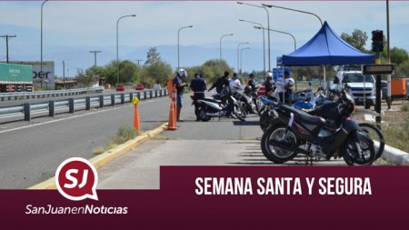 Semana Santa y segura   #SanJuanEnNoticias