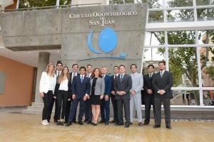 Llegan a San Juan prestigiosos odontólogos para participar de un congreso internacional