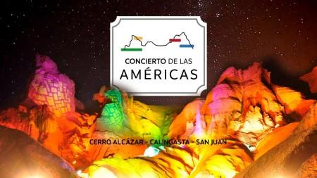 Concierto de las Américas 2019 desde el cerro Alcázar