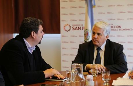 Buscan avanzar con el acuerdo vitivinícola San Juan- Mendoza