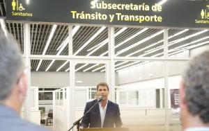 Habilitaron en la Terminal las oficinas de organismos encargados del Transporte