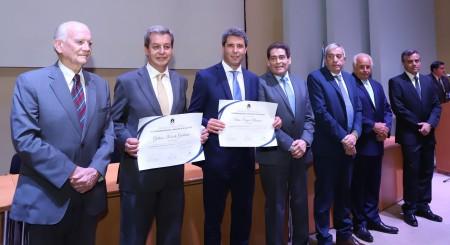Se entregaron certificados a las autoridades electas provinciales y municipales