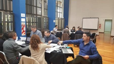 Se realizó la evaluación de los trabajos que aspiran al Premio Sarmiento