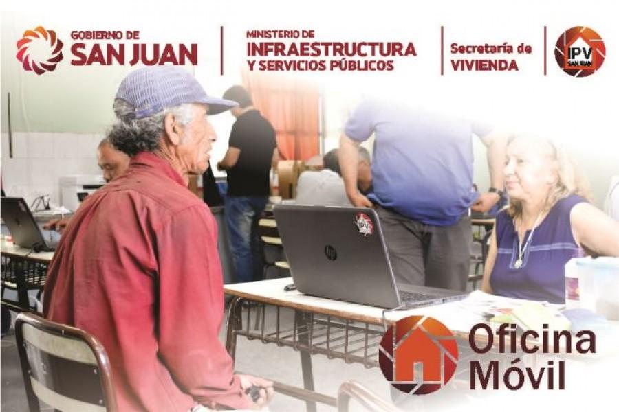 El IPV móvil reforzará en el Gran San Juan el trabajo del Centro Cívico
