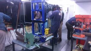 Convocan a inscripción para el curso gratuito de formación profesional de soldador