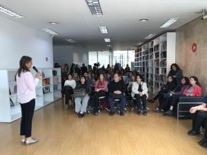 El Museo de Bellas Artes entregó libros a escuelas y colegios