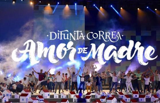 El espectáculo final de la Fiesta Nacional del Sol deslumbró a más de 100 mil personas