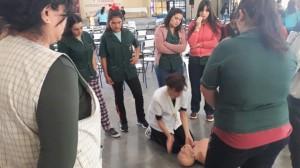 Salud organizó las Primeras Jornadas Interdisciplinarias de Salud Escolar