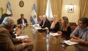 Grupo empresario egipcio presentó proyectos de inversión al gobernador Uñac