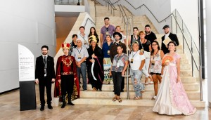 Con gran éxito comenzaron las visitas teatralizadas en el Teatro del Bicentenario