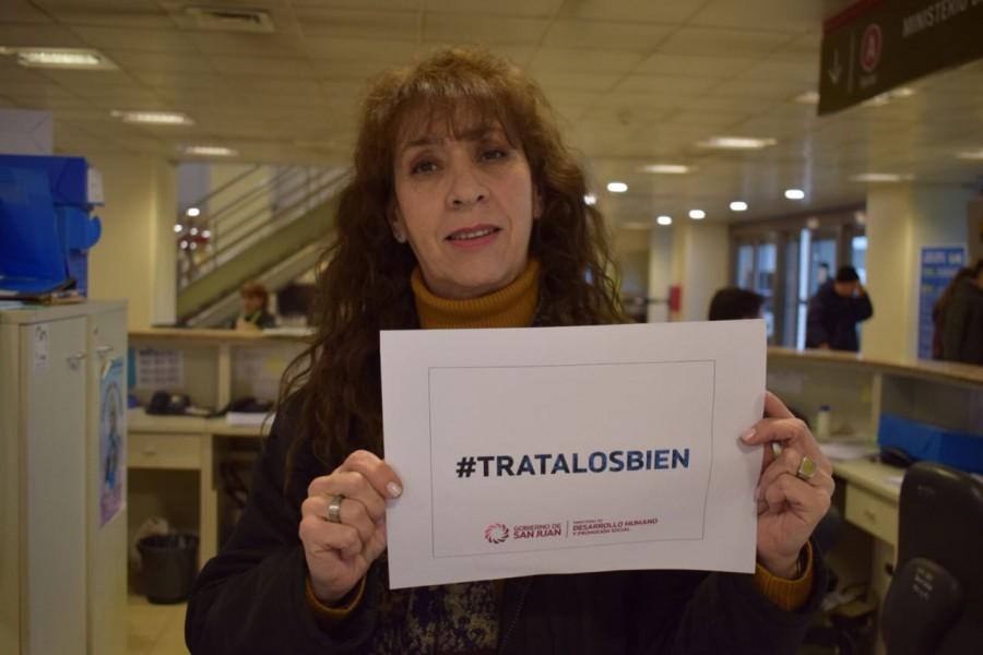 #TratanosBien, la campaña que promueve el buen trato a los adultos mayores