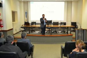 En una jornada ambiental se debatió sobre la situación del arbolado urbano