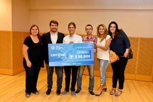Pocito, Jáchal y Sarmiento son los ganadores del Carrusel 2018