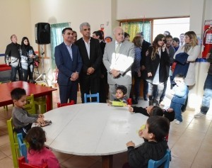 Visita a Centros de Desarrollo Infantil