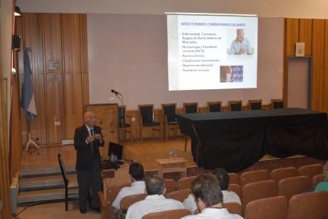 Día Mundial sin Tabaco en el Hospital Marcial Quiroga