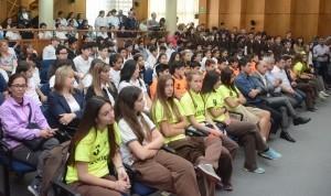 Presentación de Intercolegiales San Juan 2016