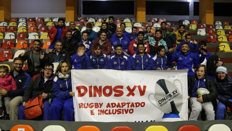 Los Dinos XV viajan rumbo a Neuquén