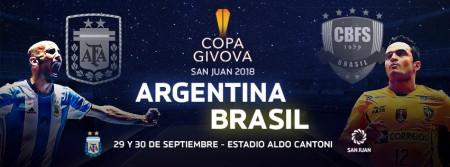 Antes de jugar en San Juan, la Selección Argentina empató en Brasil