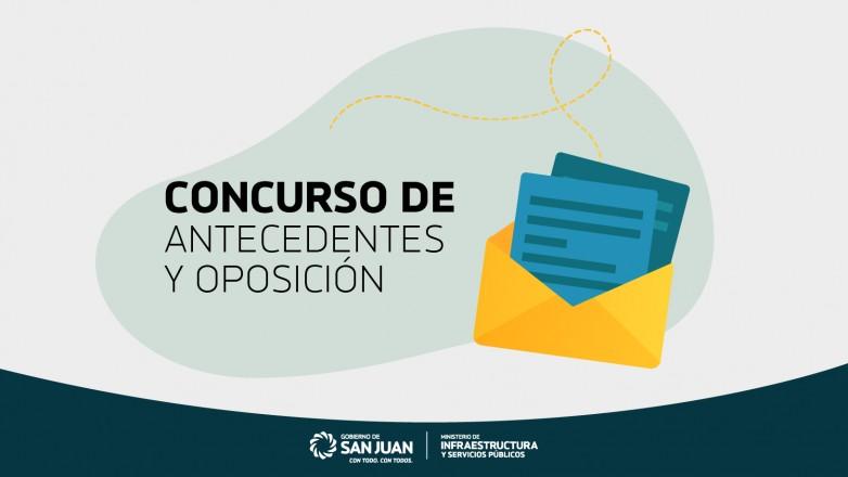 Infraestructura llama a concurso público de antecedentes y oposición para el EPRE