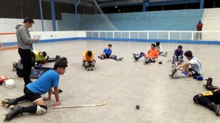 El hockey masculino gran candidato para los Binacionales de San Juan