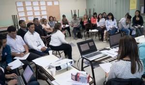 Participación ciudadana para elaborar la visión departamental