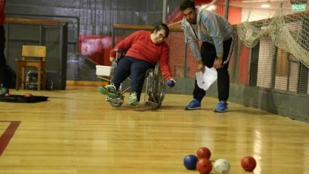 Todas las posibilidades de practicar deporte adaptado