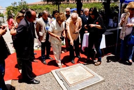 Las Patricias Sanjuaninas fueron homenajeadas por su labor histórica