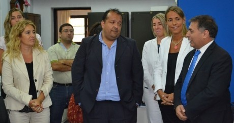 Ante autoridades nacionales y provinciales, asumió la nueva titular de la GECAL
