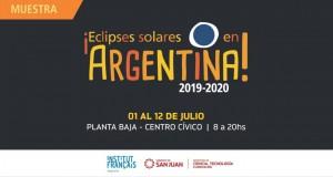 Llega a San Juan una muestra sobre eclipses de Sol
